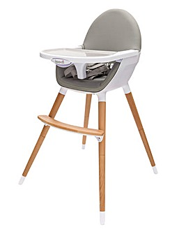 Koo-di Duo Wooden High Chair