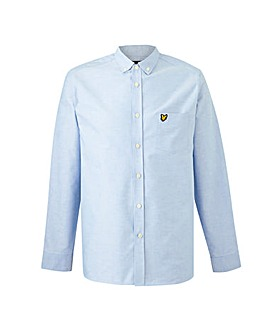 Lyle & Scott Long Sleeve Oxford Shirt