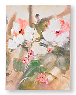 Graham & Brown Tropical Bloom Canvas