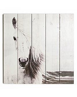 Graham & Brown Horse Wooden Wall Art