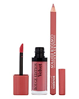 Bourjois Lip Kit - Nude-Ist