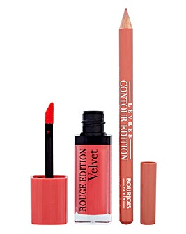 Bourjois Lip Kit - Peach Club