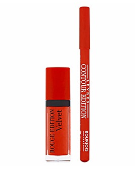 Bourjois Lip Kit - Hot Pepper