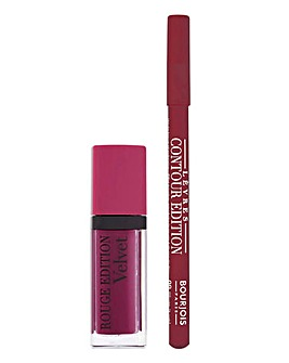 Bourjois Lip Kit - Plum Plum