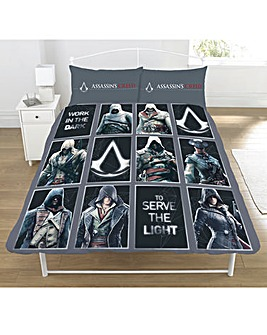 Assassins Creed Duvet Set
