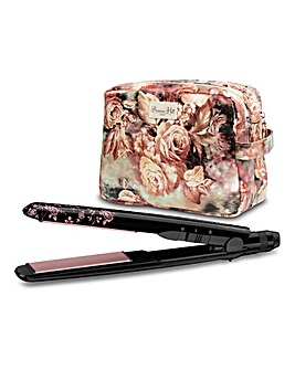 BaByliss Straightener and Make Up Bag