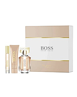 Hugo Boss The Scent For Her Gift Set