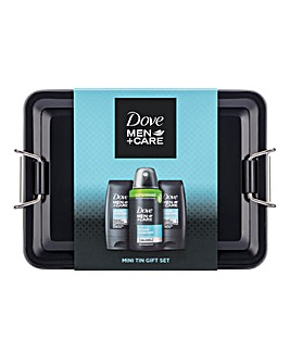 Dove Men+Care Mini Tin Gift Set