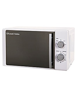 Russell Hobbs 20 Litre White Microwave