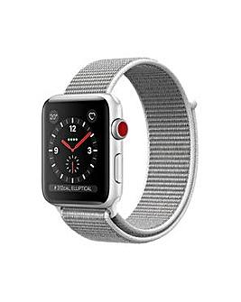 Apple Watch 3 42mm Seashell Sport Band