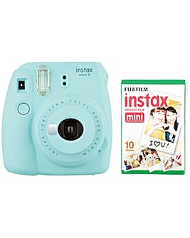instax Mini 9 Camera with 10 shots