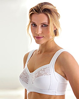 Miss Mary Lovely Lace Non Wired Support Bra