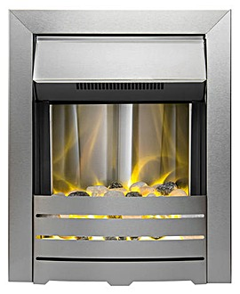 Adam Helios 2kW Electric Inset Fire