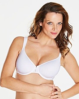 Berlei TShirt Wired White Spacer Bra