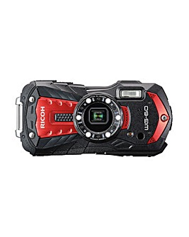 Ricoh WG-60 Waterproof Digital Camera