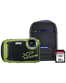 Fujifilm Finepix XP140 Tough Camera Kit