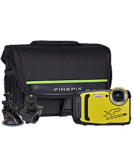 Fujifilm Finepix XP140 Camera Mounts Kit