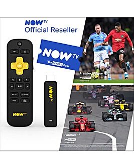 NOW TV Stick with 1 Month Sky Sports