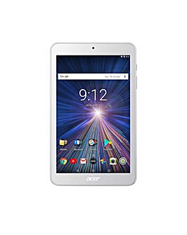"Acer Iconia One White 8"" HD 16GB Tablet"