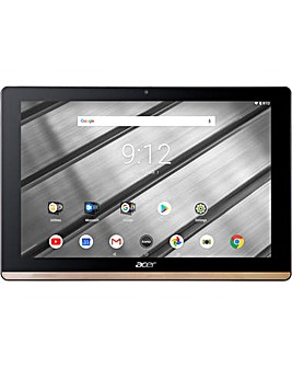 "Acer B3-A50 10.1"" Rose Gold Tablet"