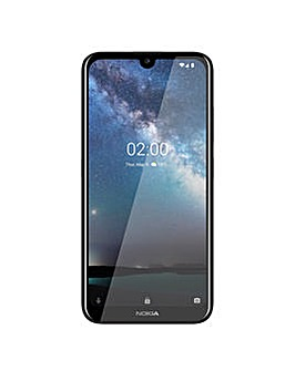 Nokia 2.2 16GB  - Steel
