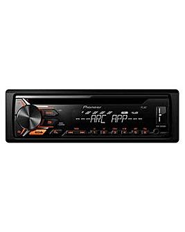 Pioneer FM/AM USB AUX CD Car Stereo
