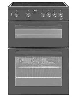 Beko Electric Ceramic Cooker KDC611K