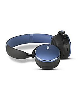 AKG Y500 On-Ear Wireless Headphones