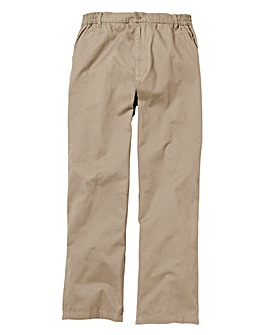 Premier Man Side Elasticated Trousers 31in