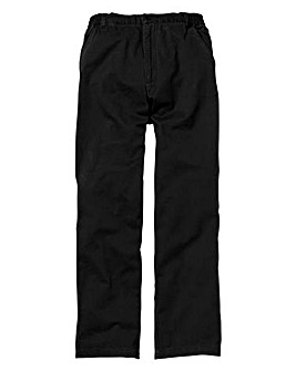 Premier Man Side Elasticated Trousers 33in
