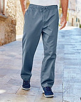 Premier Man Cotton Rugby Trousers 27in