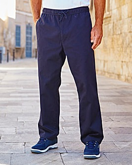 Premier Man Cotton Rugby Trousers 25in