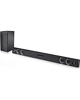 LG Bluetooth Sound Bar with Wireless Sub