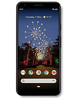 SIM Free Google Pixel 3a XL Mobile Phone