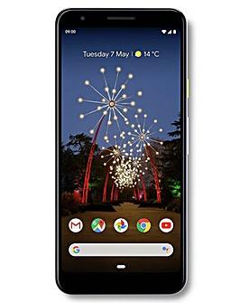 SIM Free Google Pixel 3a Mobile Phone