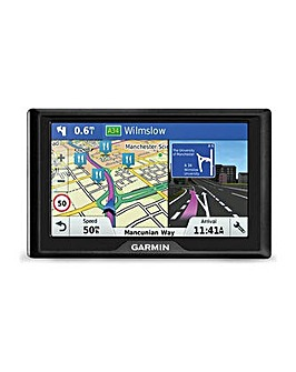 Garmin Sat Nav with EU Maps & Traffic