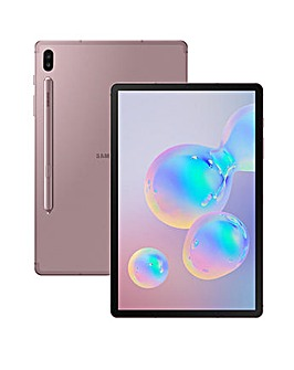 Samsung Tab S6 LTE 128GB - Rose Blush