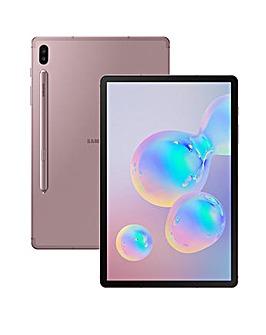Samsung Tab S6 LTE 256GB - Rose Blush