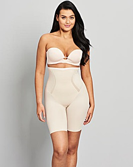 Maidenform Latte Thigh Slimmer