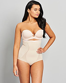 Maidenform Latte HiWaist Brief