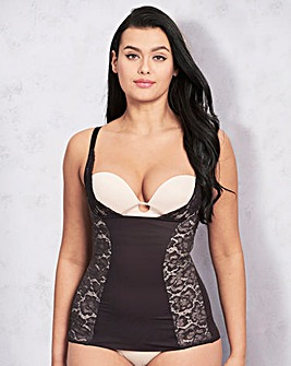 Maidenform Black WYOB Torsette