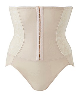 Maidenform Latte Waist Nipping Briefs
