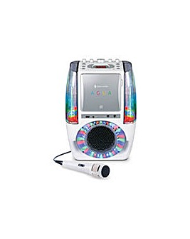 Singing Machine Agua Karaoke Machine.