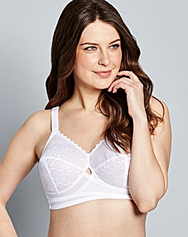 PRESS Berlei Classic Non Wired White Bra