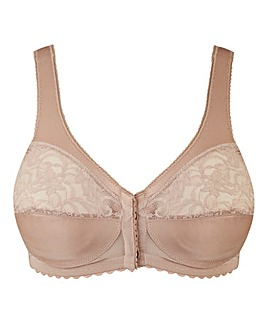 Glamorise Front Fastening Blush Bra