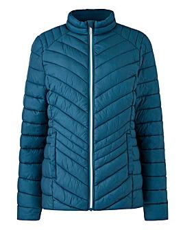 Teal Lightweight Padded Jacket