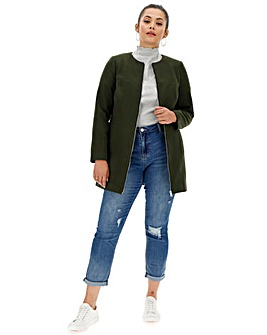 65a046918 Plus Size Coats & Jackets | Plus Size Clothing | Simply Be