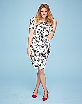 Lovedrobe Floral Print Dress