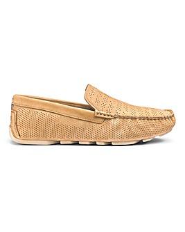 UGG Henrick Stripe Perf Loafers