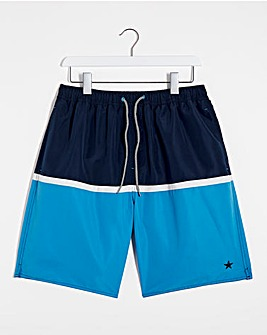 Cut & Sew Swimshorts